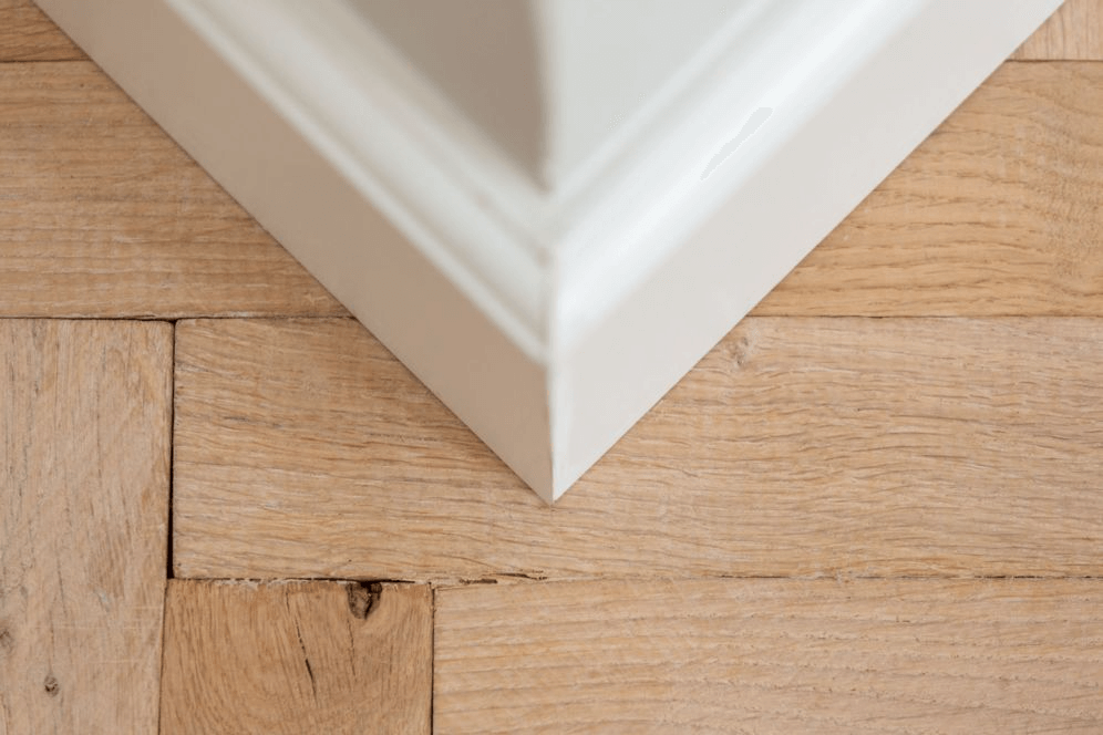 houten planchetten vloer