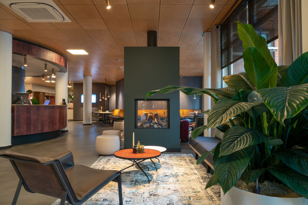 Interieurontwerp hotel Keyser