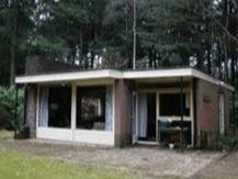 herbouw van vakantiehuisje op de veluwe