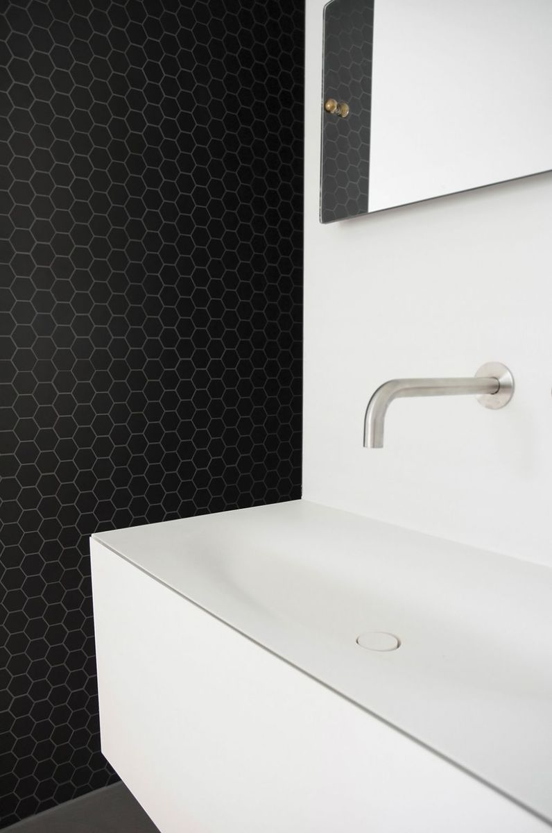 solid surface badkamers
