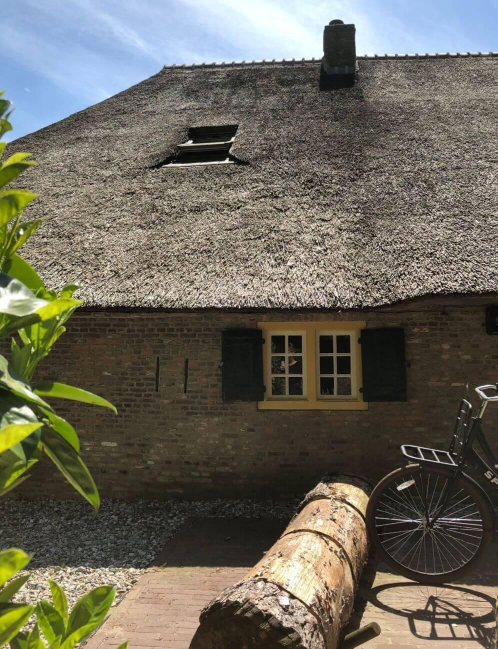 Monumentale woonboerderij uit 1652