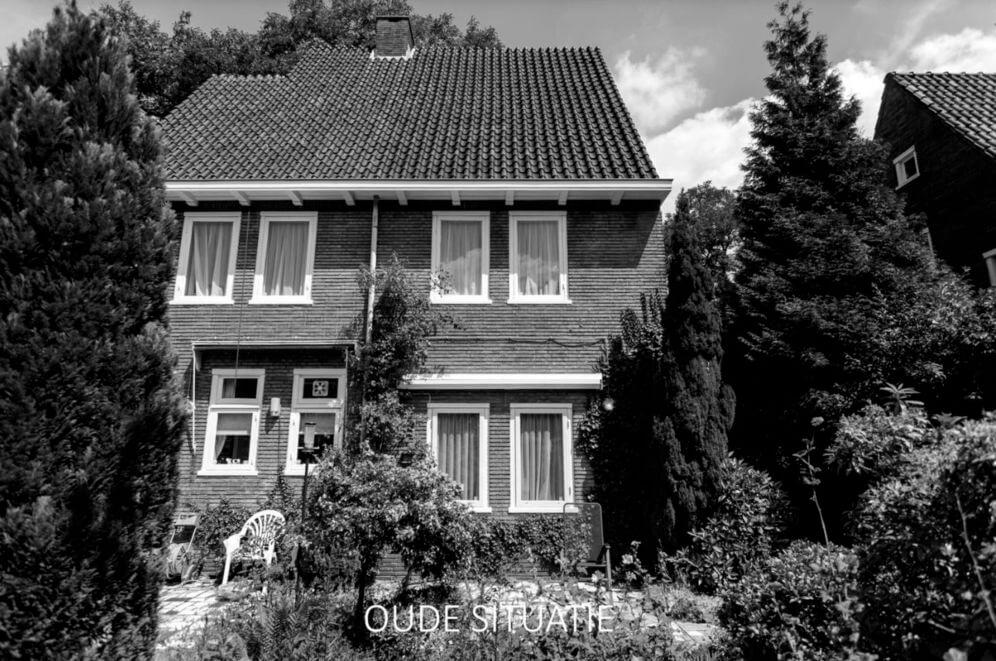 Totaalrenovatie gedateerde jaren 30 stadsvilla