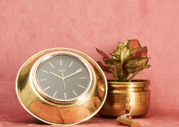 Paraat Clock