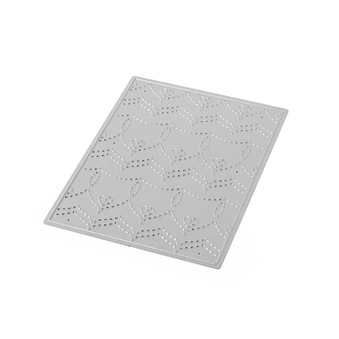 Pigment Cozy Stitches Cover Plate