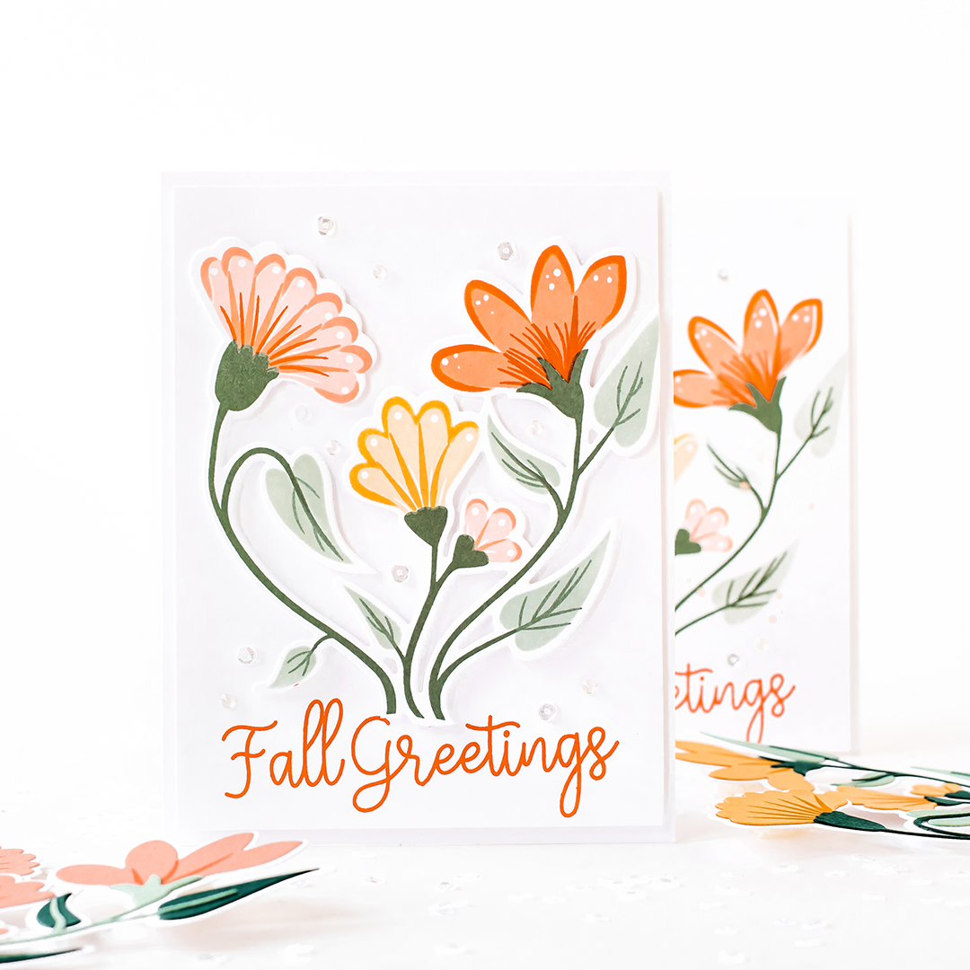 Pigment Fall Floral Collection