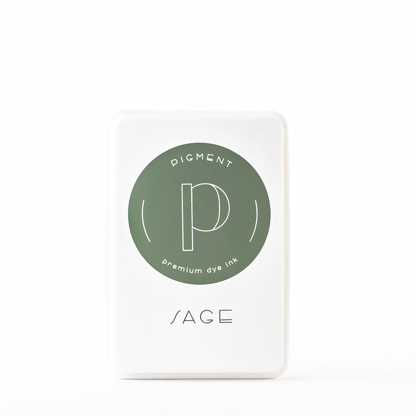 Pigment Sage Ink Pad