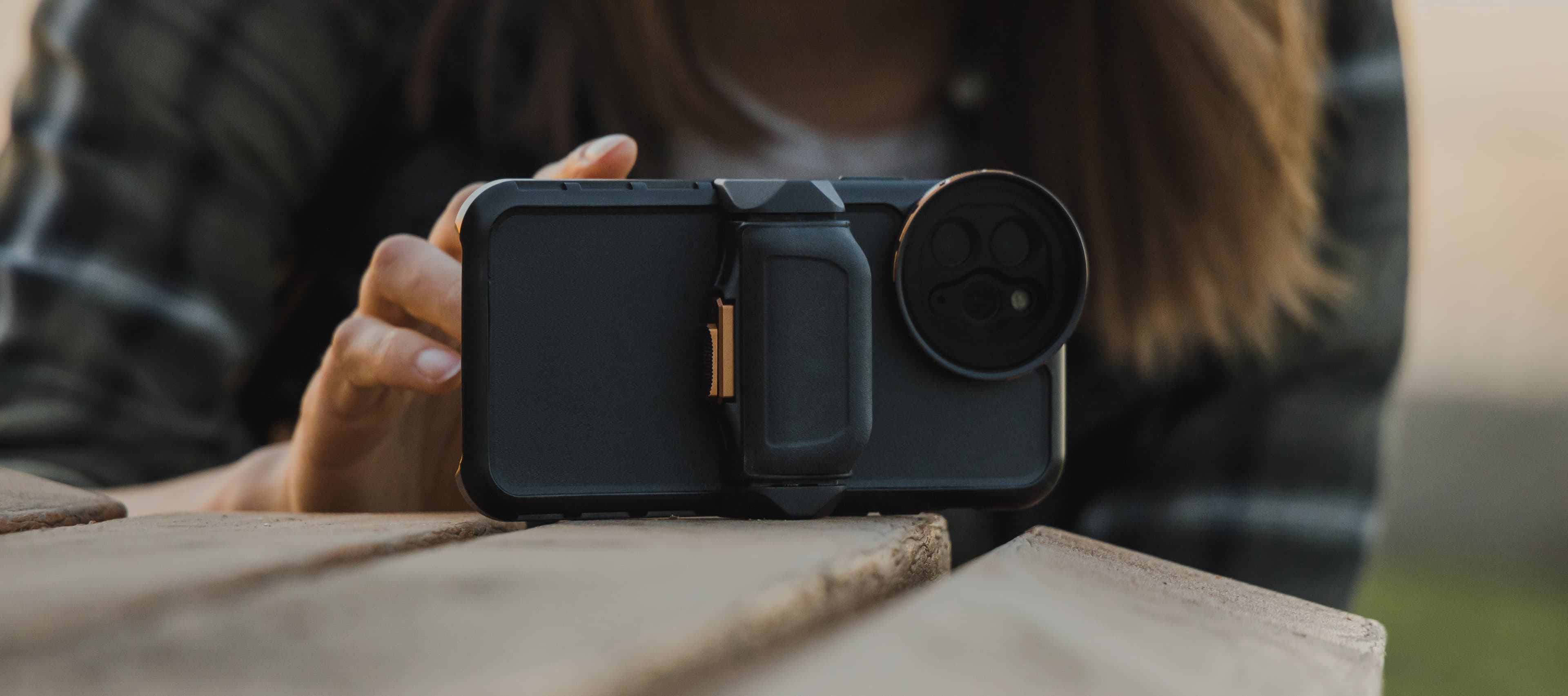 iPhone Neutral Density Filters