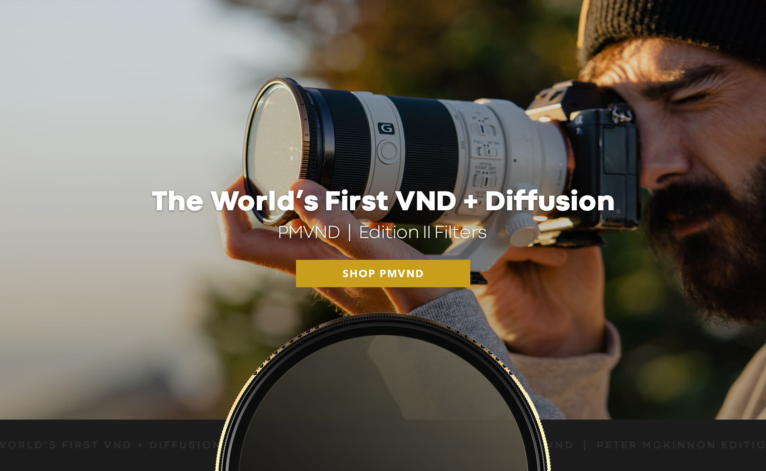 VND vs ND filter, Variable ND vs Fixed, Fixed ND vs VND