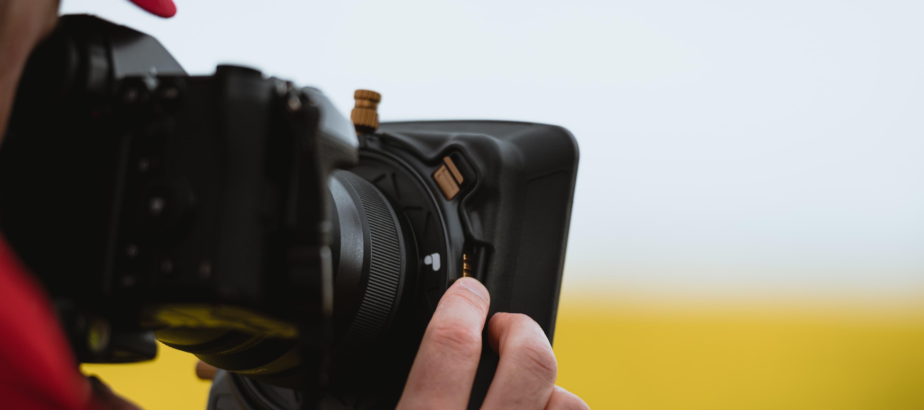 Filter Holder, Square Filter Holder, Camera Filter Holder, ND Filter Holder