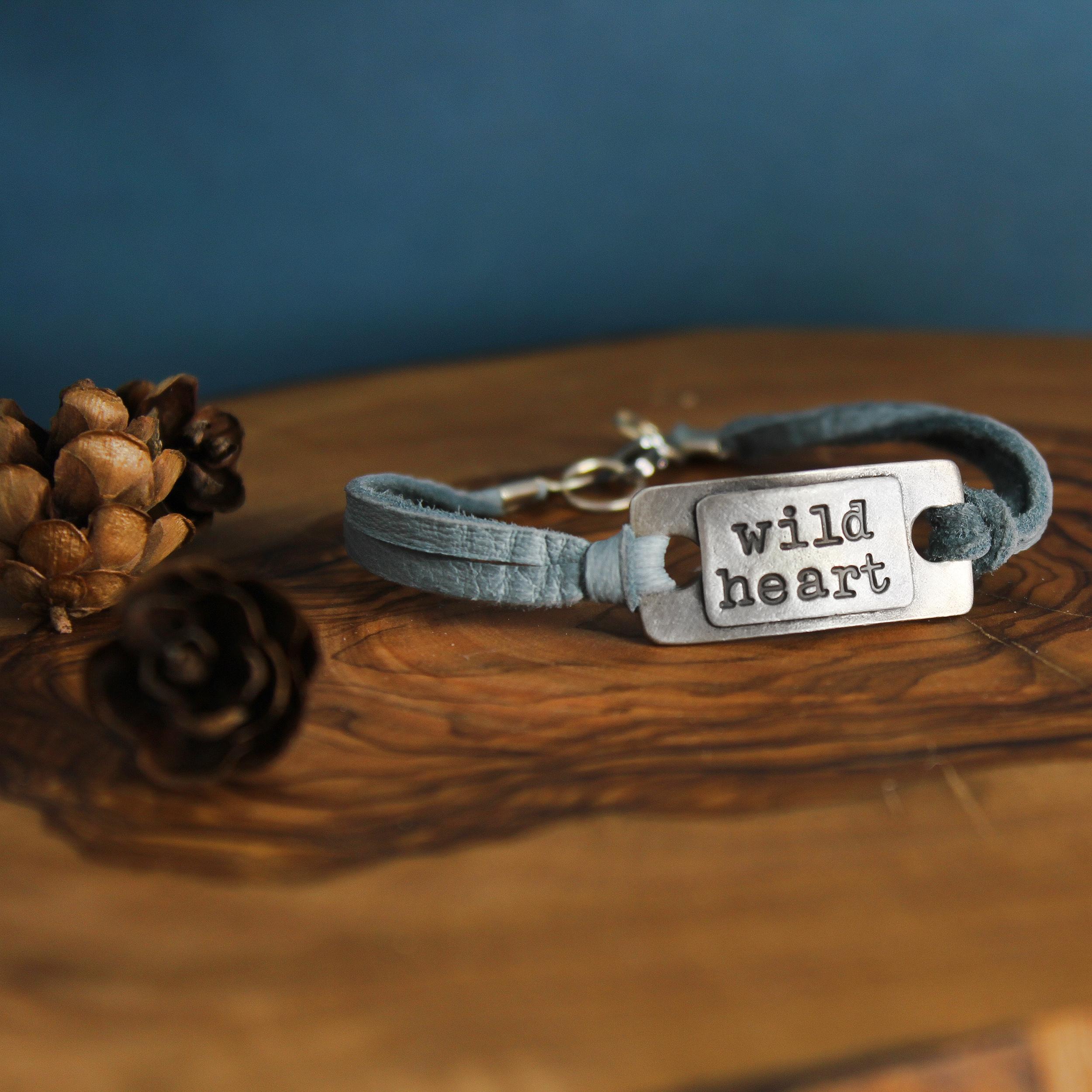 Wild Heart Bracelet