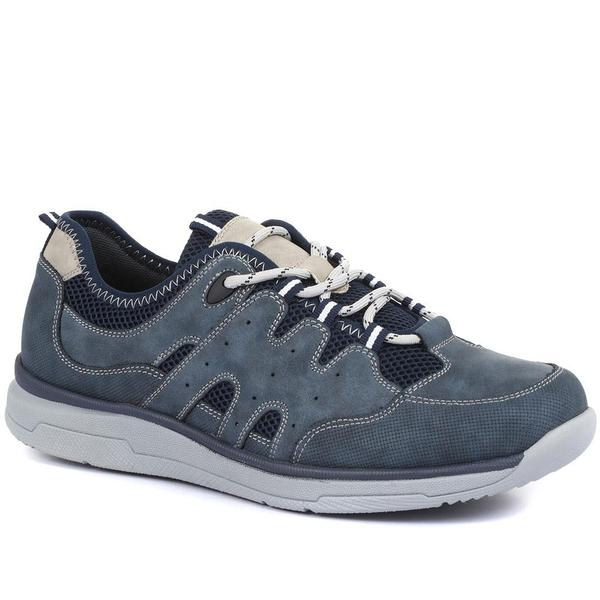 Pavers Wide Fit Trainers