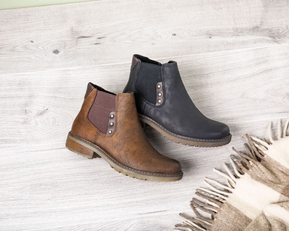 Wide Fit Ladies' Chelsea Boots