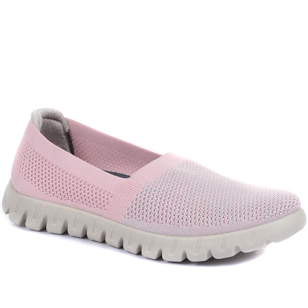 Wide Fit Trainers for Women