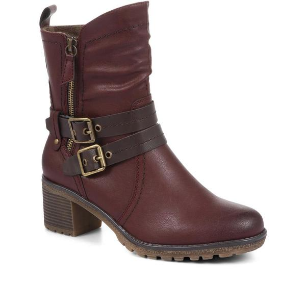 Wide Fit Ankle Boots