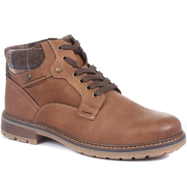 Wide Fit Ankle Boots for Men