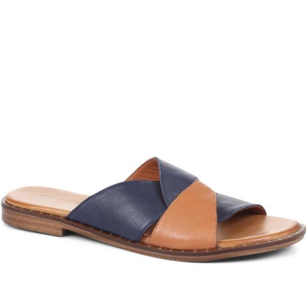 Flat Mule Sandals