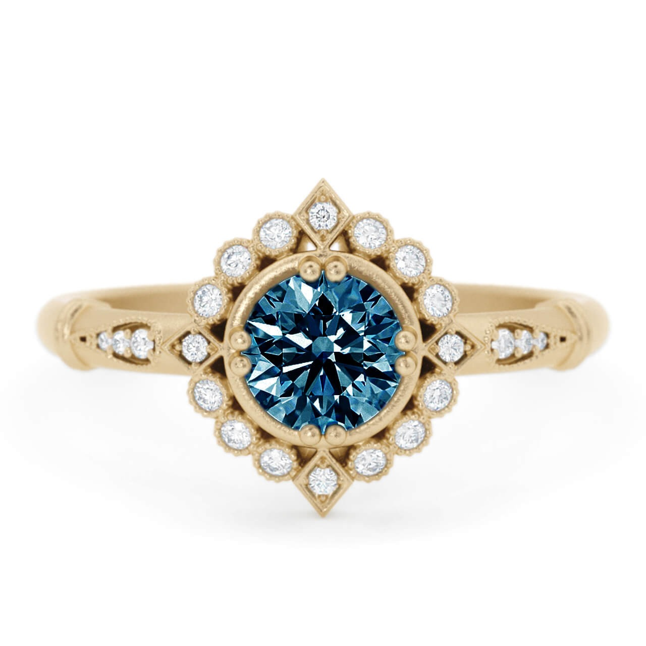 Frederica Montana Sapphire Ring