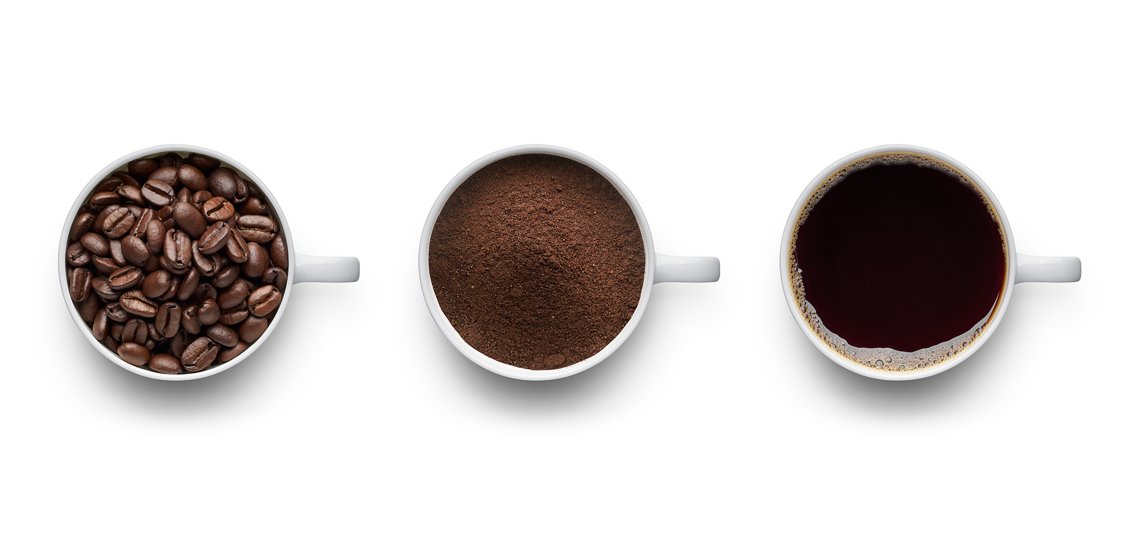 Whole Beans or Ground Coffee?