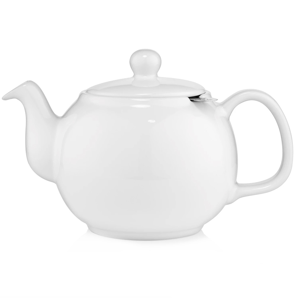 SAKI Porcelain Teapot
