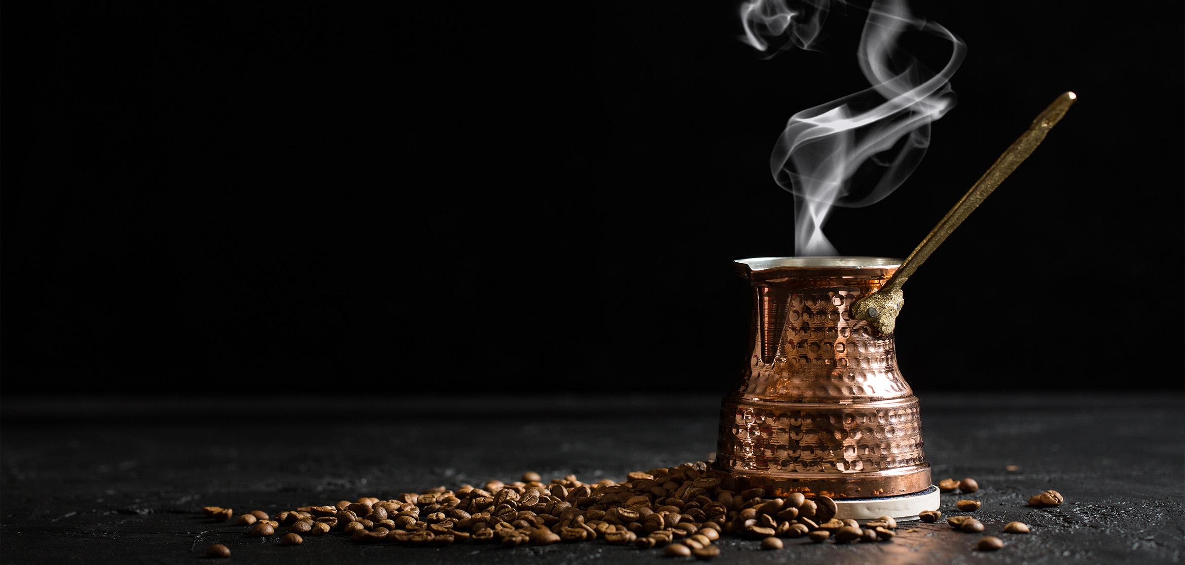 Bonus: Turkish Coffee