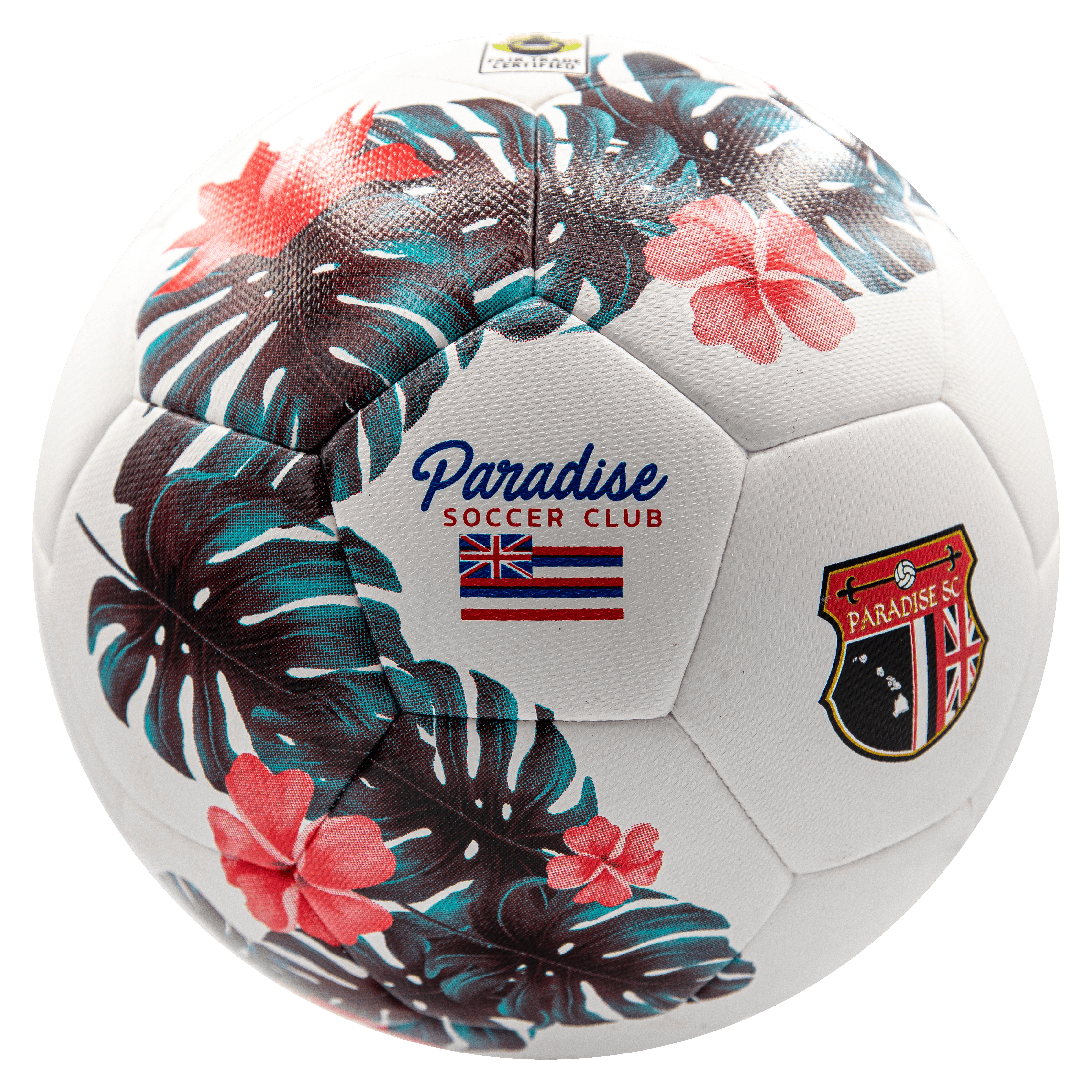 Senda customized Paradise Soccer Club