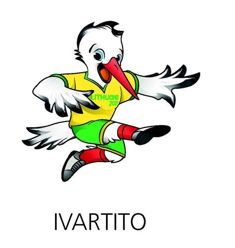 Ivartito FIFA Futsal World Cup 2021 mascot
