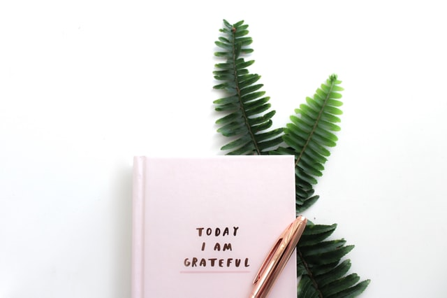 anxiety relief through gratitude