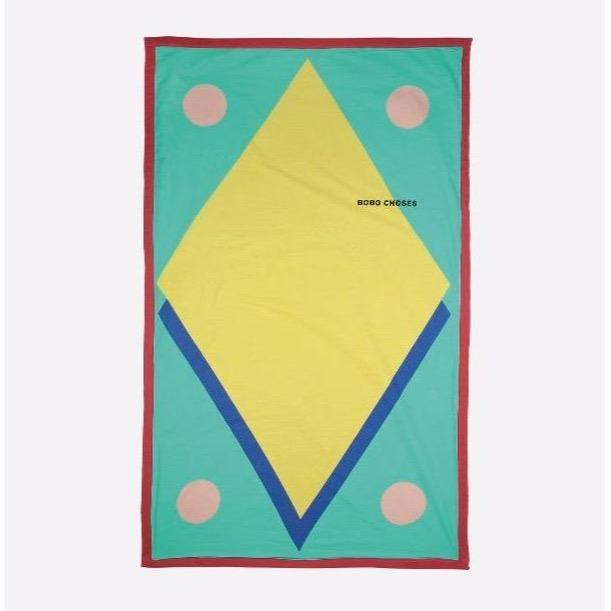 bobo choses geometric towel