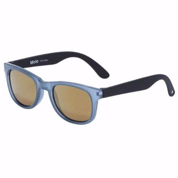molo star sunglasses deep blue