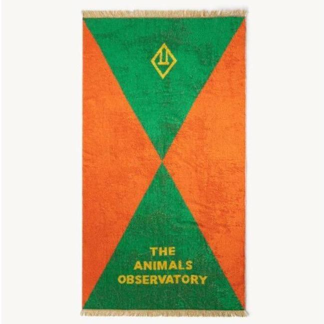 the animals observatory towel orange