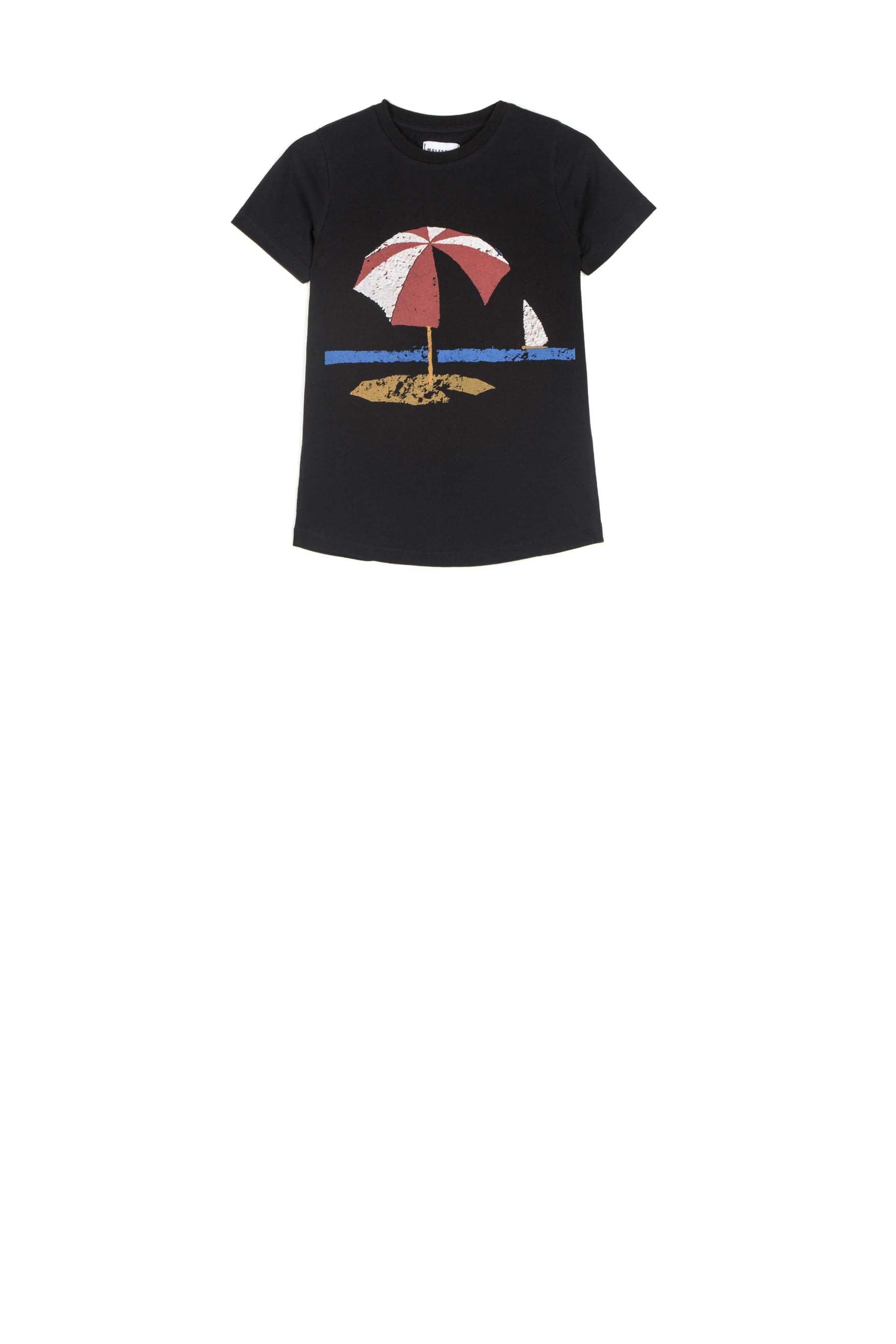 wolf rita sebastiao t shirt parasol