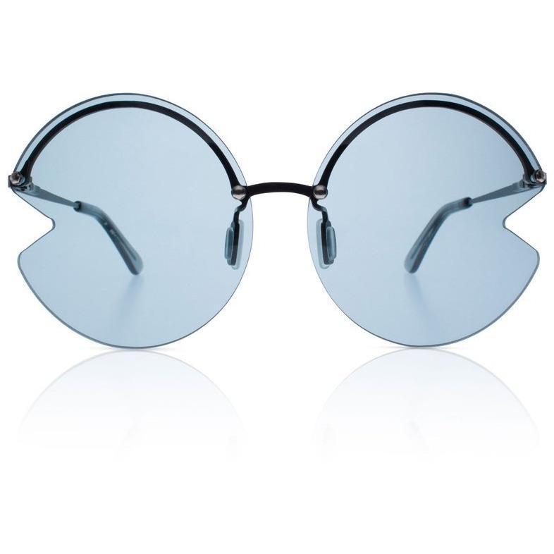 sons daughters happy ocean blue sunglasses