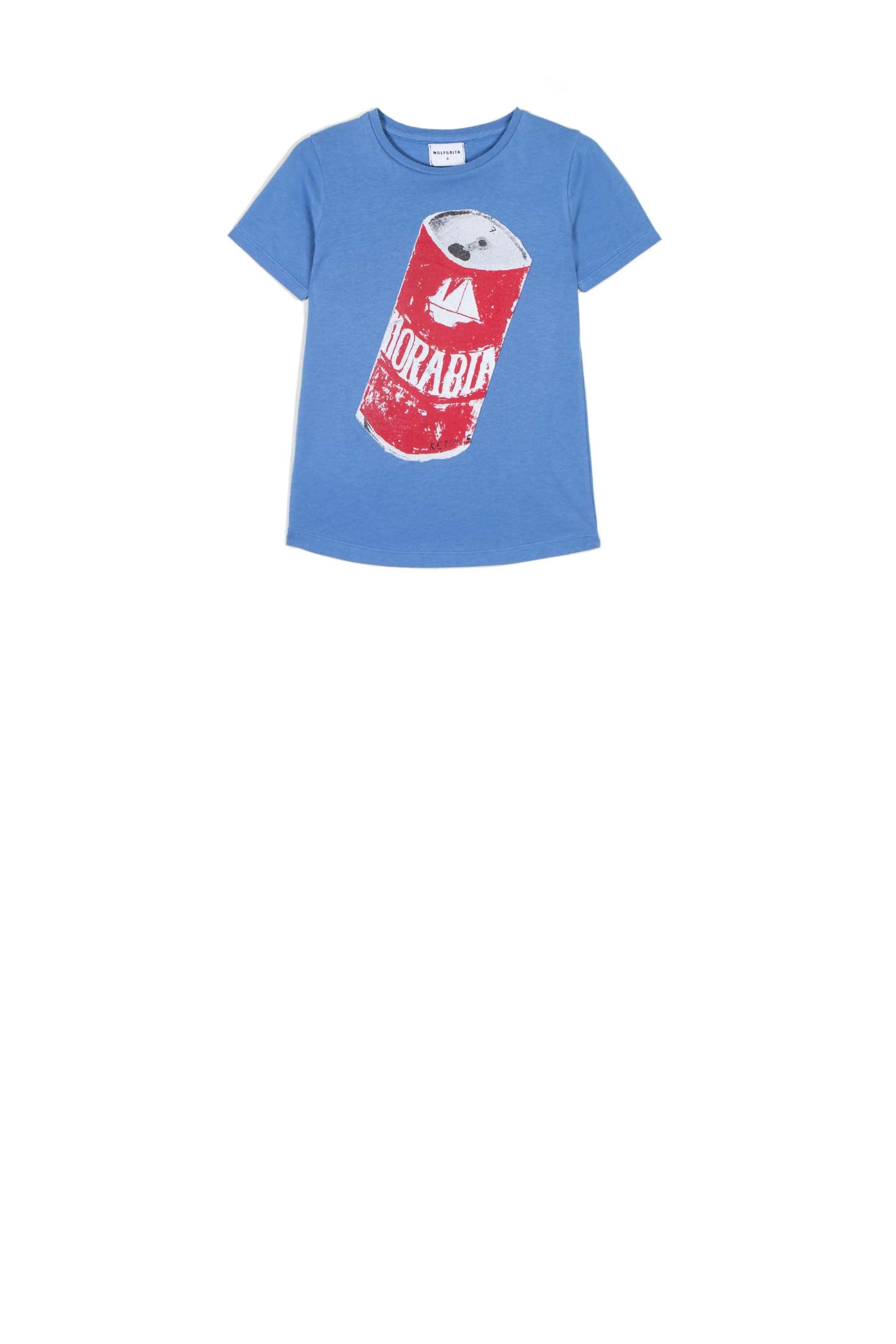 wolf rita sebastiao t-shirt soda
