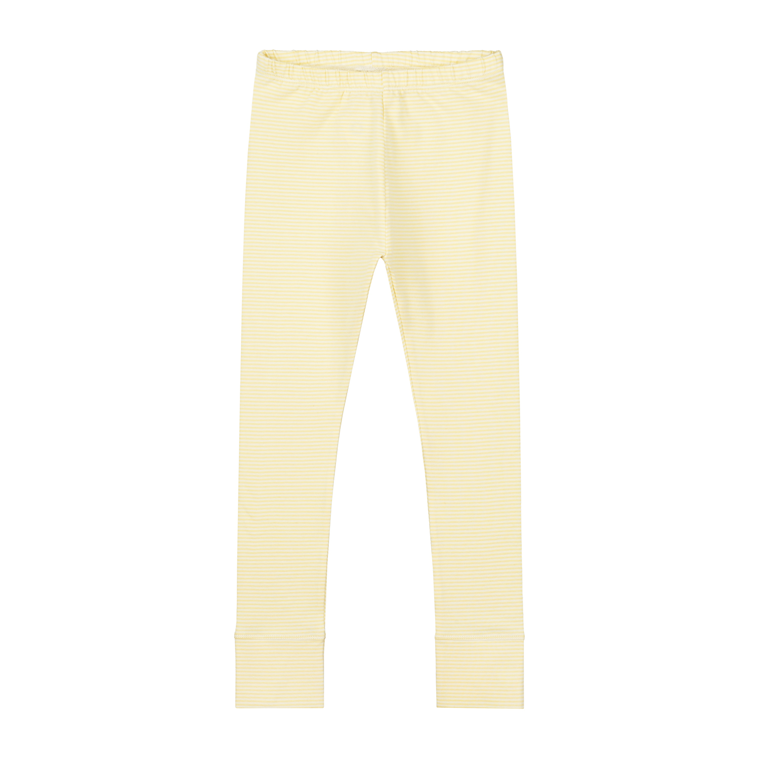 gray label leggings mellow yellow cream