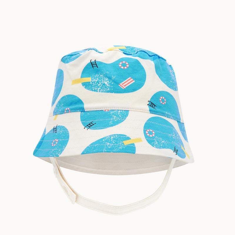 the bonnie mob paradise sun hat pool