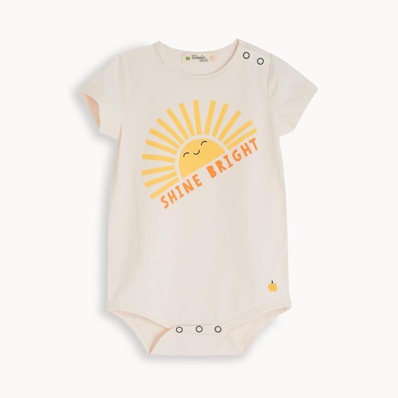 the bonnie mob pasadena baby bodysuit shine bright