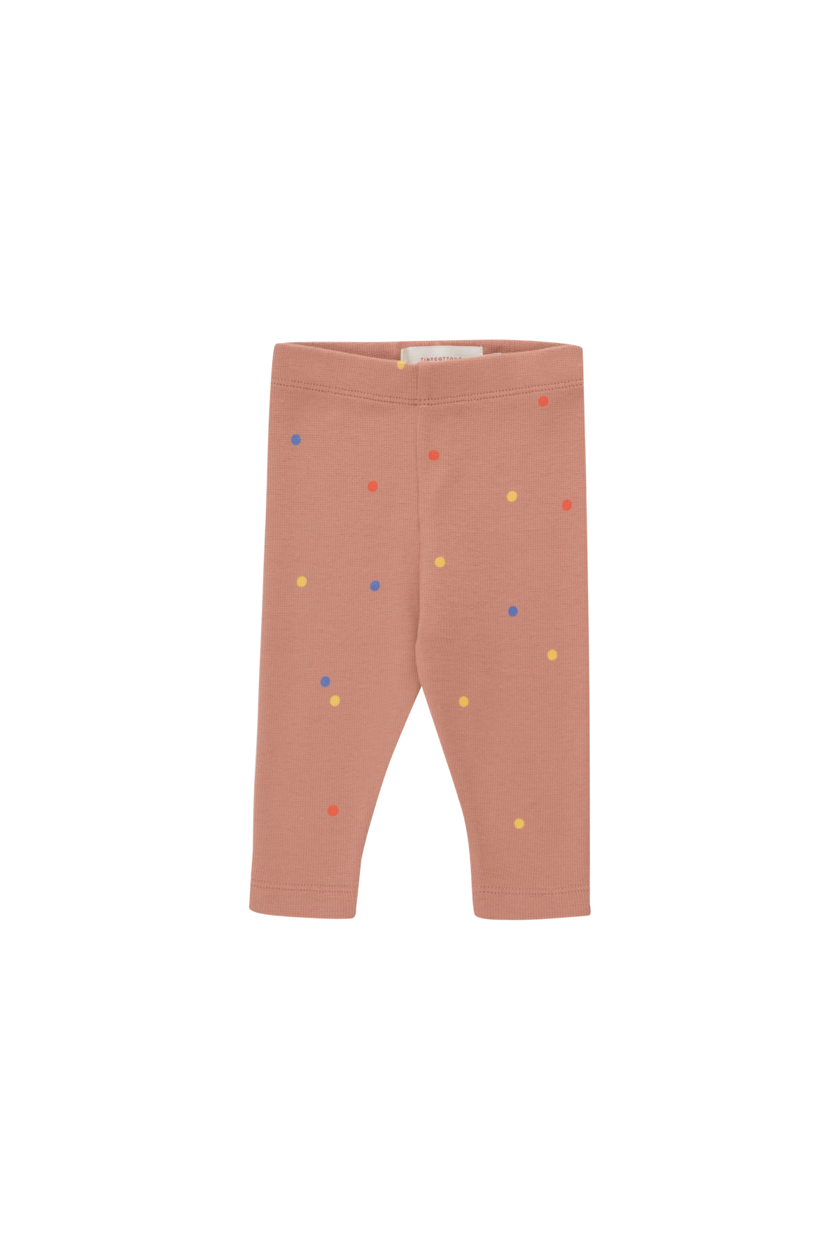 tinycottons ice cream dots baby pant mauve