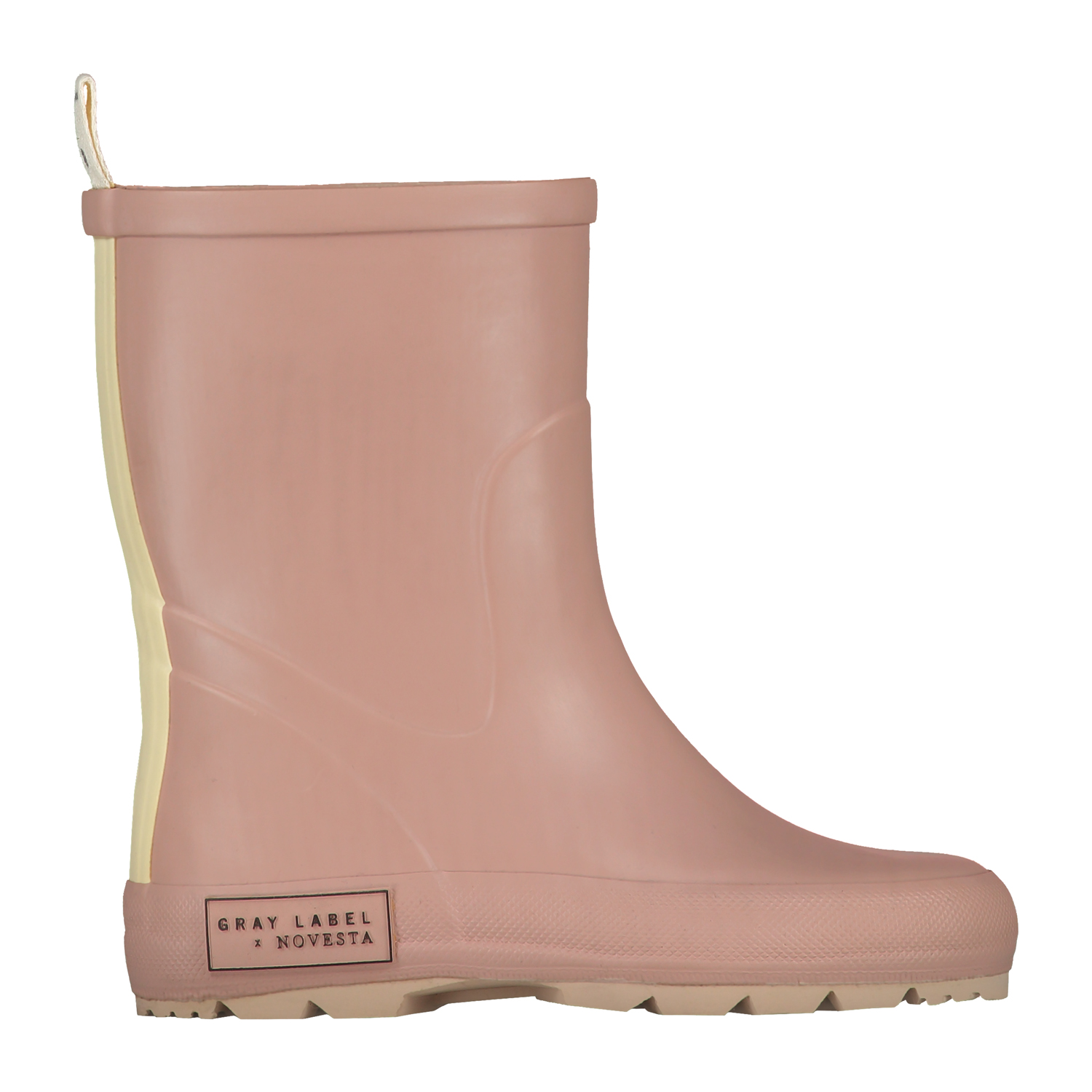 gray label x novesta rain boots rustic clay