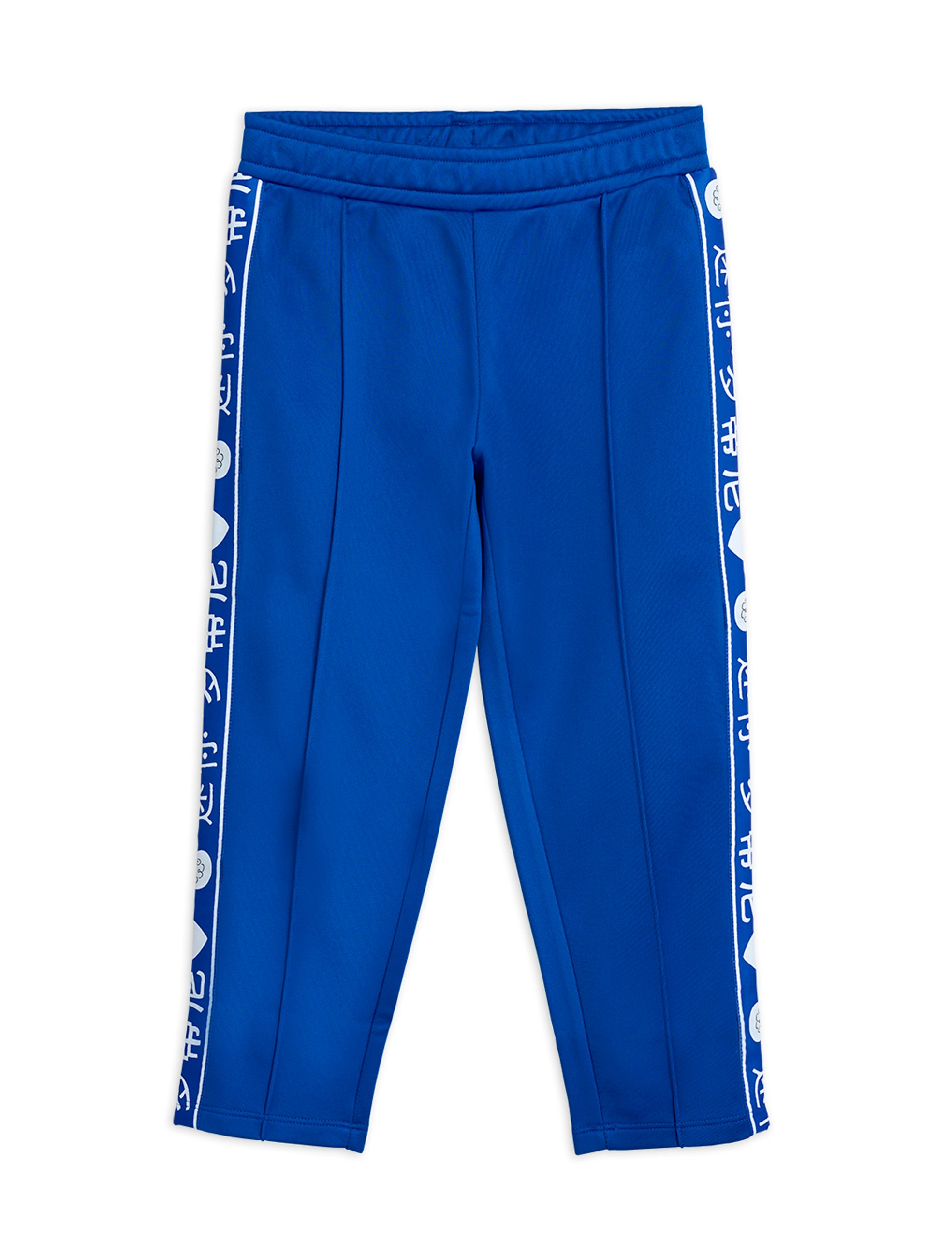 mini rodini rabbit wct trousers blue exclusive