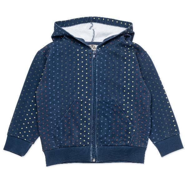 bonton allover stars hoodie