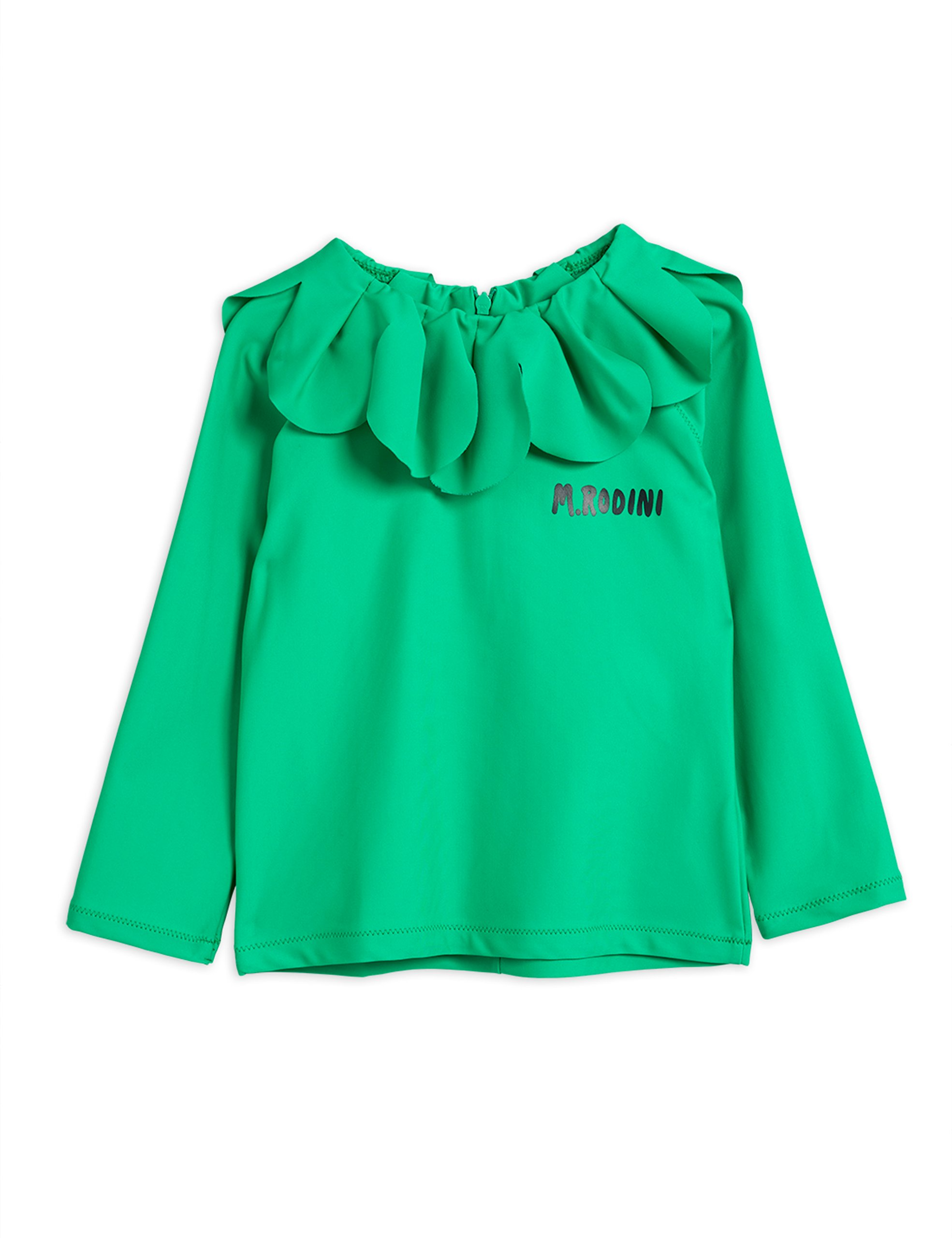 mini rodini strawberry uv top green