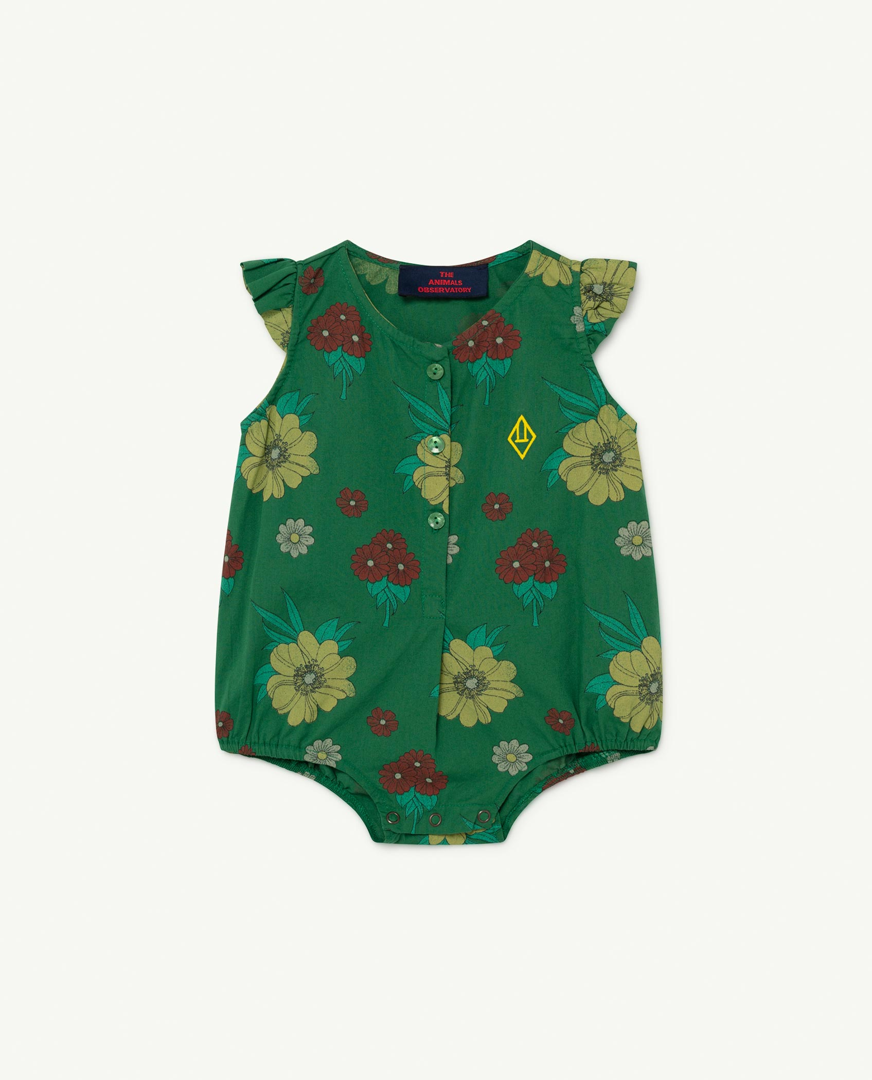 the animals observatory butterfly baby body green flowers