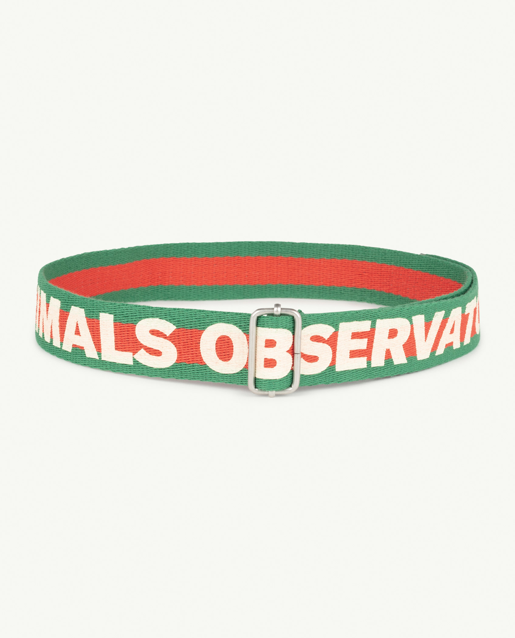 the animals observatory stripes lizard belt red the animals