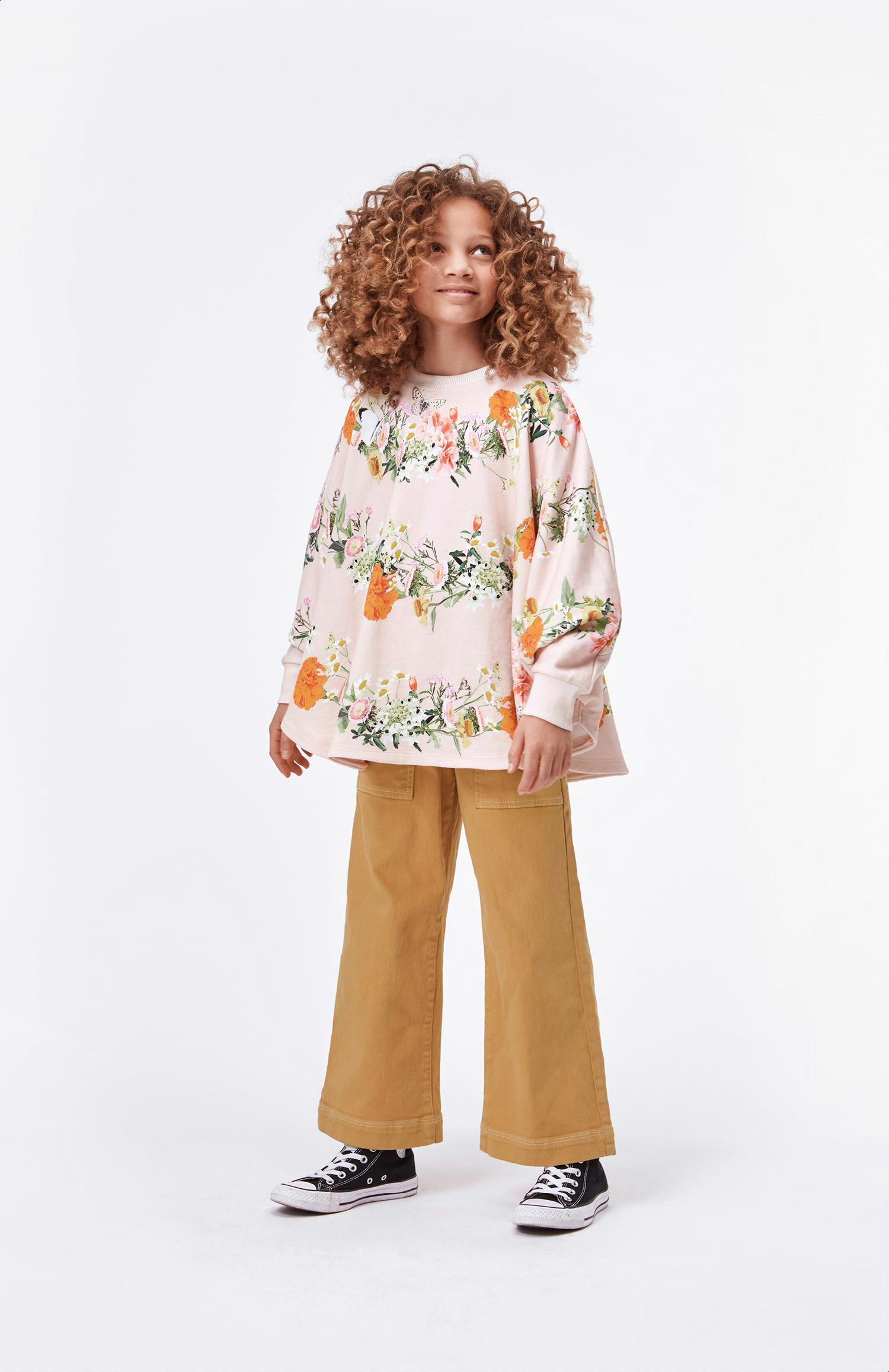 molo marcella sweatshirt garlands
