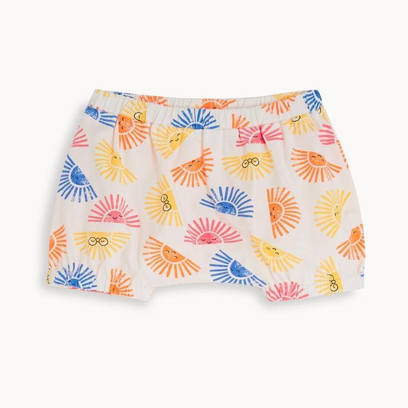 the bonnie mob palo alto bloomer shorts sunshine