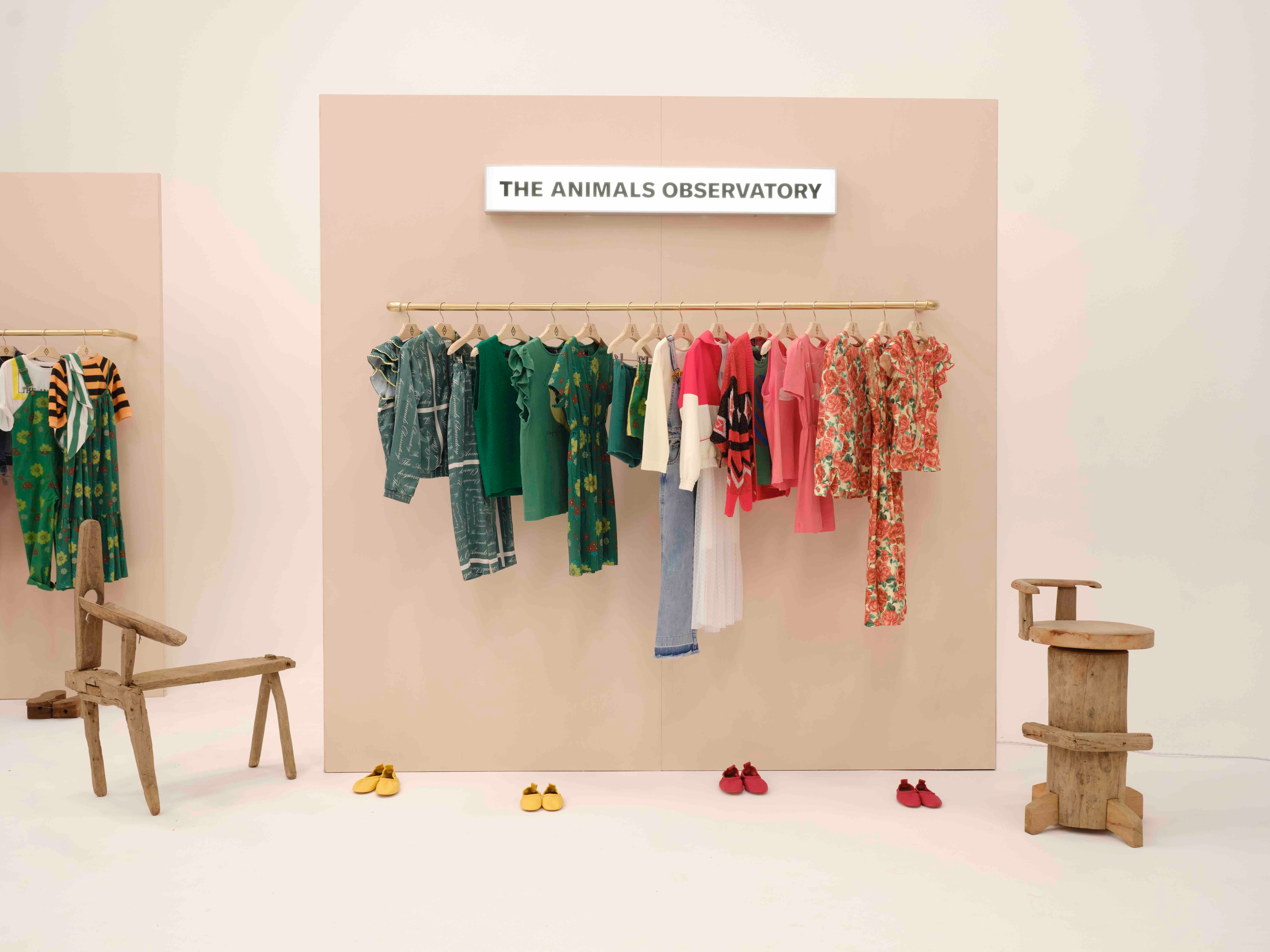 the animals observatory collection at kodomo boston