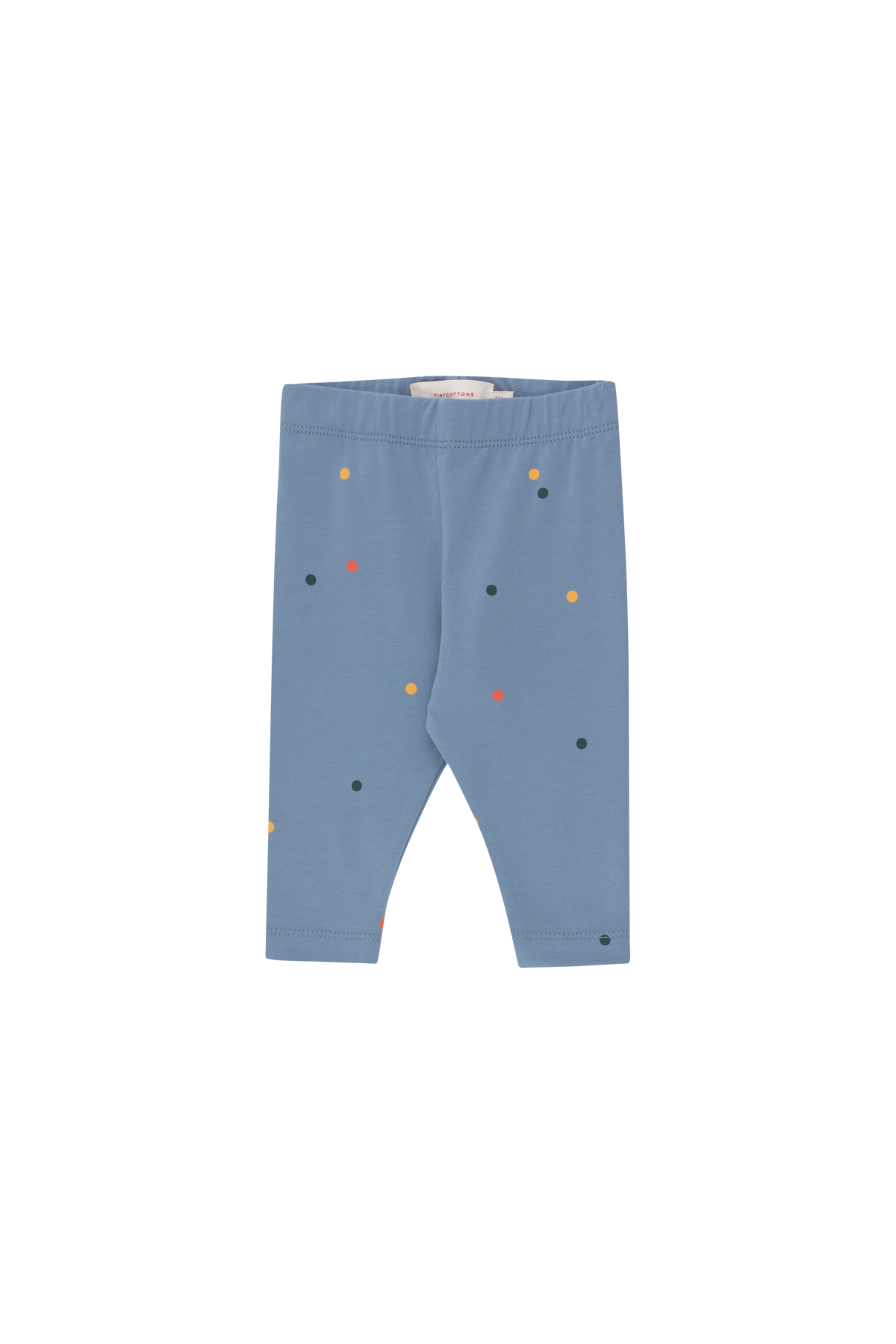 tinycottons ice cream dots baby pant grey blue