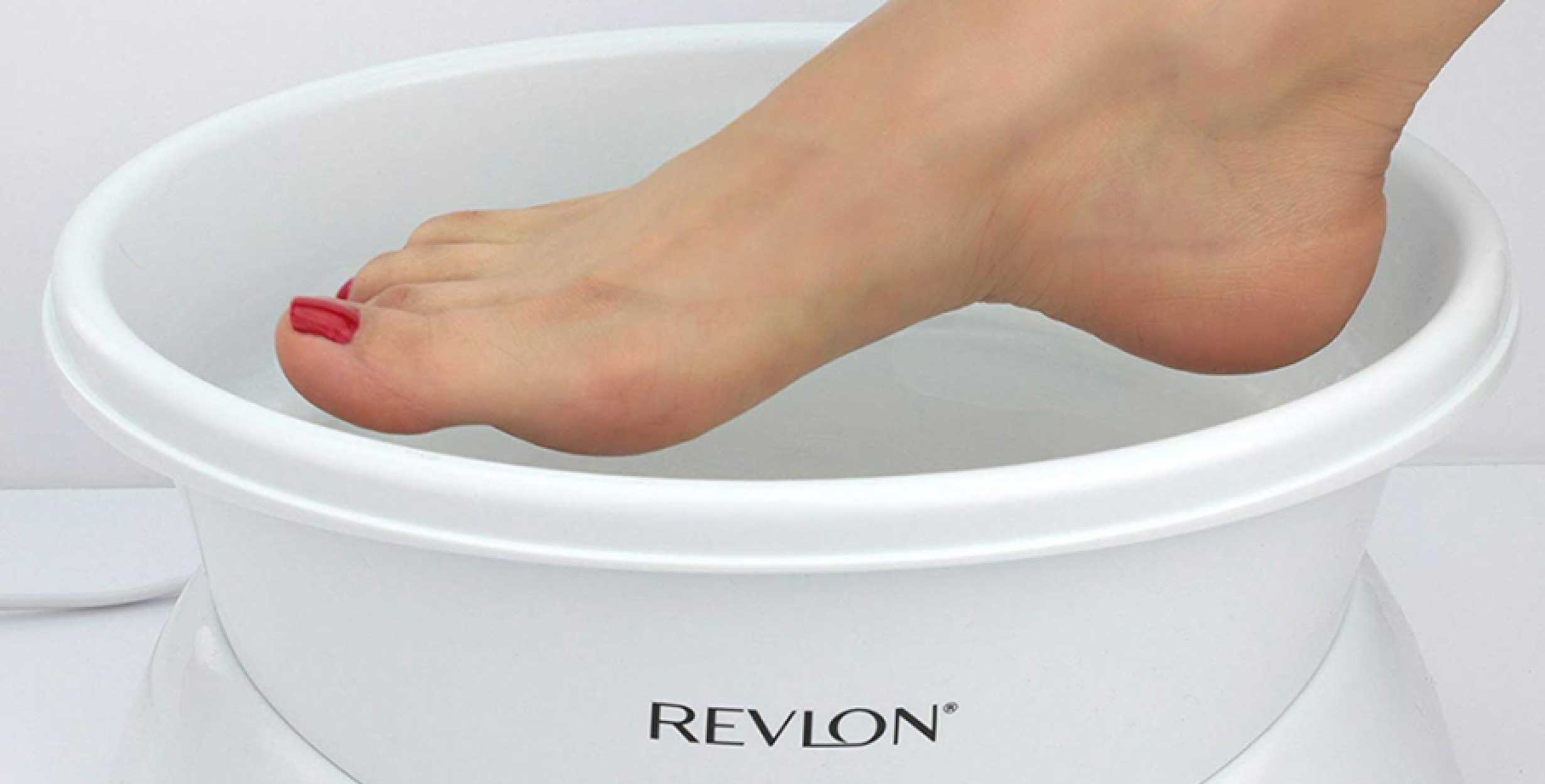 Paraffin wax for feet