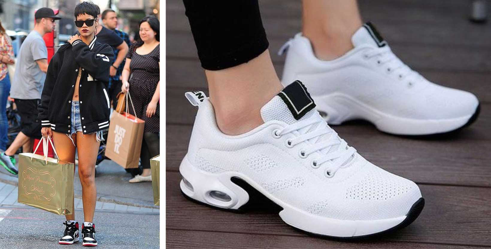 Sneakers - 2010s women shoes