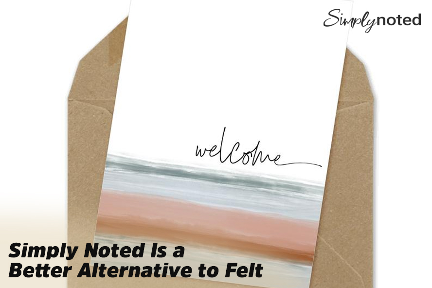 Simply Noted is a Better Alternative to Felt